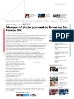 Merger of State Guarantee Firms Up for Palace OK _ Inquirer Business (10052017)