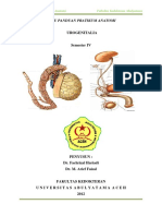 Buku Panduan Anatomi Urogenital