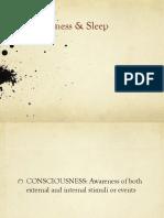 3.Consciousness