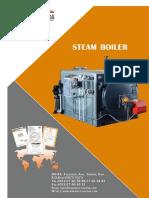 Steam Boiler Hararat Gostar 1
