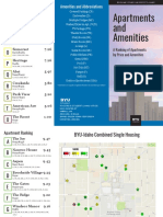 Apartments and Amenities Brochure