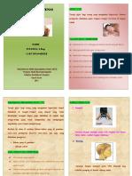 Leaflet Pijat Hipertensi