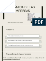 2DA UNIDAD Dinámica de Las Empresas (1)