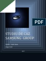 267671923 Studiu de Caz SAMSUNG