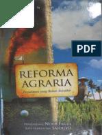 Reforma Agraria Perjalanan Belum Berakhir