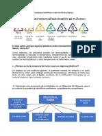 Cuestionario 2 - Práctica 2- Identificación de Los Plasticos de Uso Común