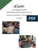 Cr 8 Engagement Plan