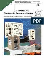 Electronica de Potencia Técnicas de Accionamiento.
