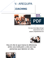 4. Presentación coaching