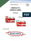 User Manual Boscarol