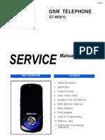 M2510 Service Manual