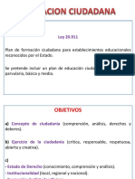 Formacion Ciudadana (2017)