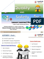 AQPQMDV Lessons Learned 2016(Site)