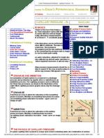 Crain's Petrophysical Handbook - Capillary Pressure -- Pc