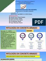 PATOLOGIA-CONCRETO ARMADO