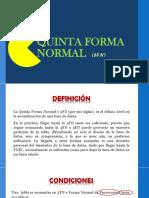 3. QUINTA FORMA Formal Trabajo Alexis