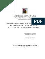 118430047 Analisis Tecnico y Normativo Ftth Basado en Gpon