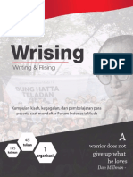 Free eBook Forum Indonesia Muda - 1 Januari 2016 - WRISING PROJECT Final 3.0