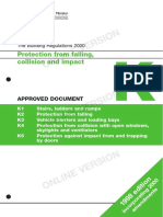 Approved Document K