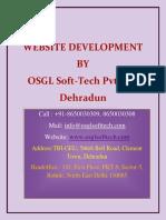 Website Development Osgl