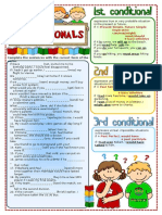 Conditionals and Grammar