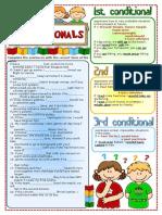 Conditionals and Grammar