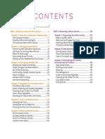 The Suburban MicroFarm Table of Contents