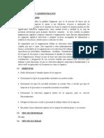 Organización y Administracion Cap 8