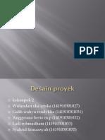 Desain Proyek PRESENT