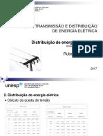 D2 GTDE Distribuição Dimensionamento de Circuitos (R0)