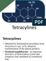 Tetracylines