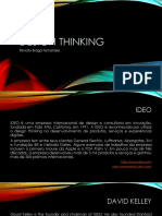 1 Design Thinking Renato Braga