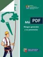 Modulo 2 Manual Delegado Prevencion Osalan 2017