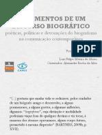 Poéticas, políticas e devorações do biografema