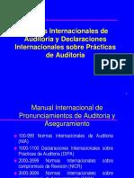 Normas Internacionales de Auditoria y Asesguramiento