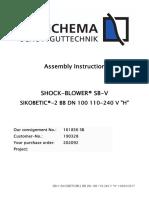 01_Assembly Instruction SB-V BB DN100
