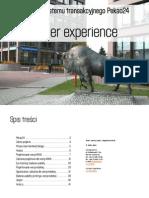 Pekao24 - case study (K2 User Experience)