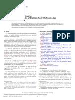 D2274 − 10 Estabilidada a la oxidacion en Diesel