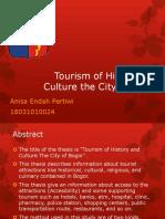 Tourism Guiding Book City of Bogor