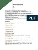 Ejercicios de Conversión de Unidades de Almacenamiento