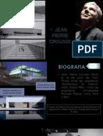 jean pierre crousse.pptx