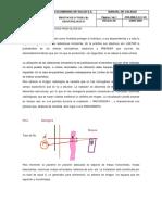 Protocolo Toma Rx Odontologico