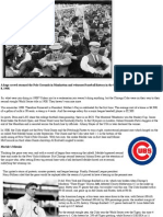 1908  Cubs Can Count to 100 « Sportslifer's Weblog