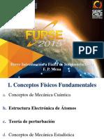 M Dulo 2 Clase Estructura Electr Nica Del Tomo y Teor a de Perturbaci n