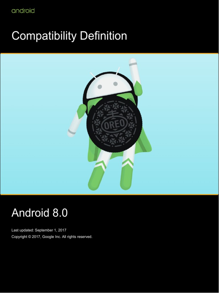 Android Cdd | H 264/Mpeg 4 Avc | Android (Operating System)