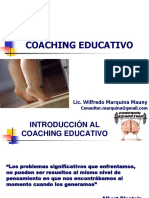 Coaching Educativo Por Marquina Wilfredo