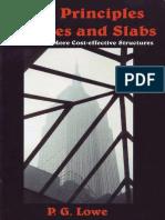 Basic Principles of Plates and Slabs