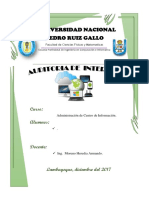 Auditoria de Internet 1