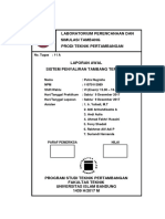 Sistem Penyaliran Tambang