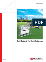Solid Pad Mount Switchgear_150123 V2.0